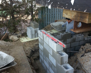 Foundation work and repair